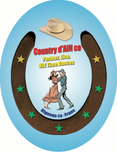 Logo Country d'Ain ce